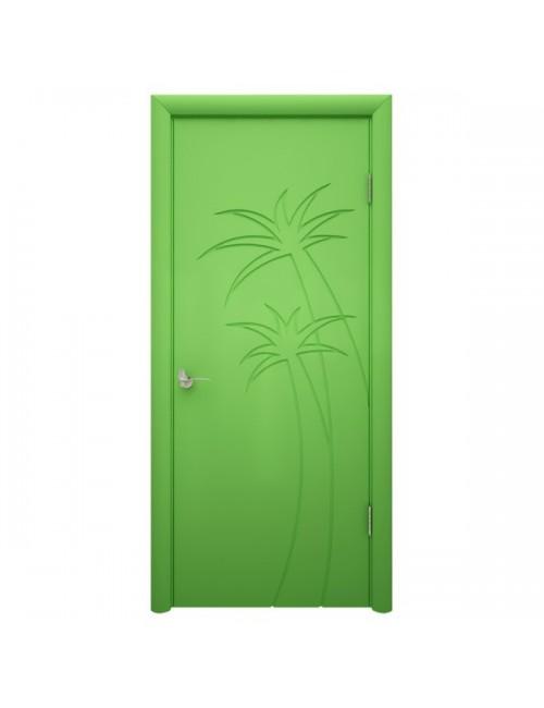 """Межкомнатная дверь """"Пальма"""" (двери в эмали)"""