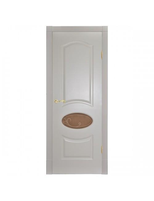 """Межкомнатная дверь """"Симфония_2"""" (двери в эмали)"""
