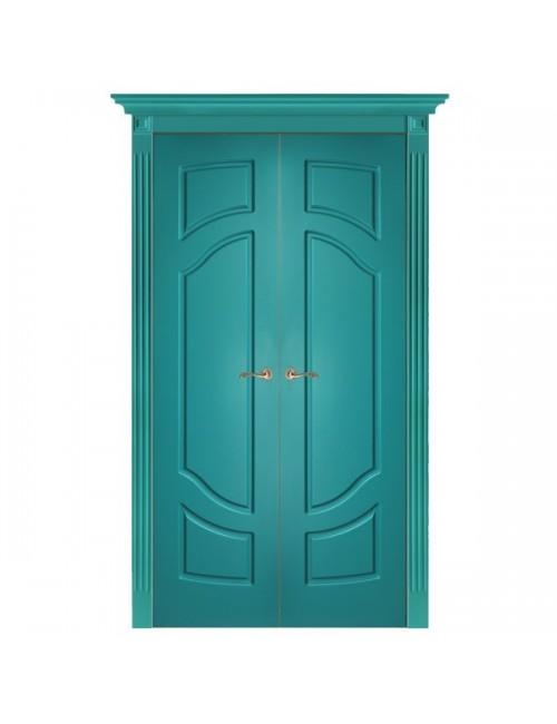 """межкомнатная дверь """"винтаж_3"""" (двери в эмали)"""