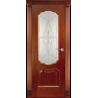 """Межкомнатная дверь """"Ланкона"""" стекло """"Виттория"""""""