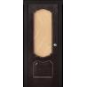 """Межкомнатная дверь """"Ланкона"""" стекло """"Ромб"""""""