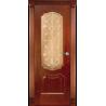 """Межкомнатная дверь """"Ланкона"""" стекло """"Сантори"""""""