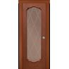 """Межкомнатная дверь """"Ланкона-2"""" стекло """"Ромб"""""""