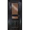 """Межкомнатная дверь """"Прага-2"""" стекло """"Витраж"""""""