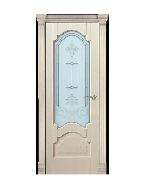 "Межкомнатная дверь ""Нади"" стекло ""Гамма"""