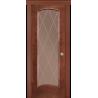 """Межкомнатная дверь """"Экзо"""" стекло """"Ромб"""""""