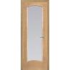 """Межкомнатная дверь """"Экзо"""" стекло матовое"""