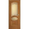 """Межкомнатная дверь """"Элина"""" стекло """"Мальта"""""""