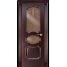 """Межкомнатная дверь """"Элиганте"""" стекло """"Лиана"""""""