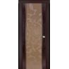 "Межкомнатная дверь ""Палермо"" стекло ""Леопард"""