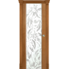 "Межкомнатная дверь ""Палермо"" стекло ""Астория"""