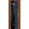 "Межкомнатная дверь ""Палермо"" стекло ""Маки"""