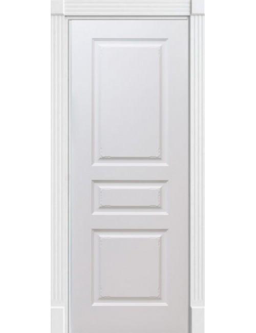 """Межкомнатная дверь """"Британия-3art"""" окрашенная (в эмали)"""