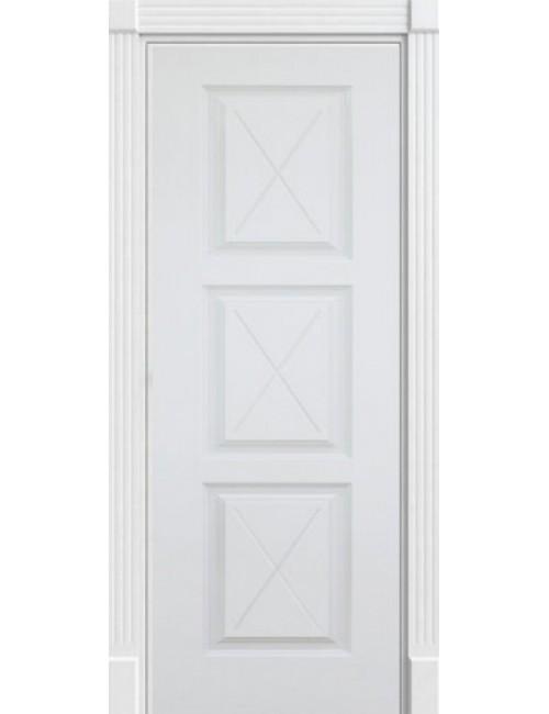 """Межкомнатная дверь """"Прима-3Х"""" окрашенная в эмали (под эмалью)"""