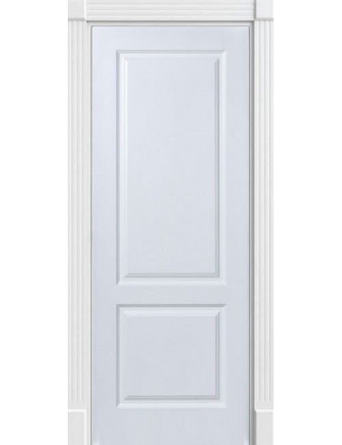 """Межкомнатная дверь """"Британия-2""""Фрезерованная окрашенная в эмали (под эмалью)"""
