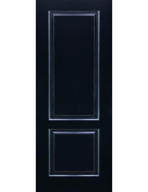 """Межкомнатная дверь """"Британия-2""""Фрезерованная окрашенная в эмали (под эмалью) в RAL-е"""