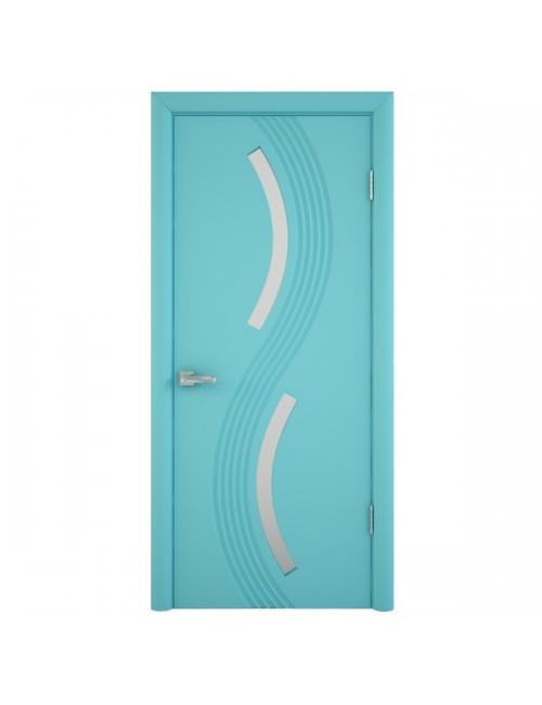 """Межкомнатная дверь """"Диана_10"""" (двери в эмали)"""