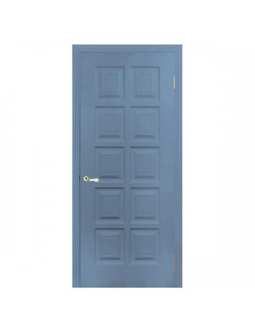 """Межкомнатная дверь """"Шоколадка_2"""" (двери в эмали)"""