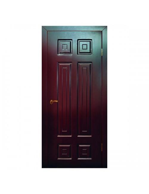 """межкомнатная дверь """"Шоколадка"""" (двери в эмали)"""